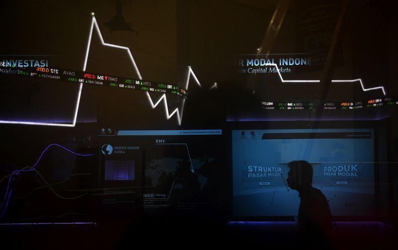 Data Pertumbuhan Ekonomi Sangat Jelek, Tapi Pasar Keuangan Masih Pede