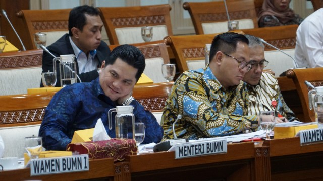 Erick Thohir, Hapus Jabatan Dirut dan Bakal Pangkas Komisaris di 13 PTPN