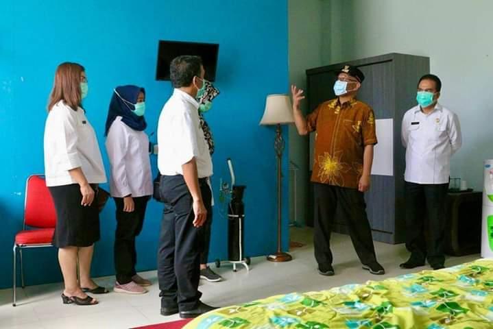 Pemko Medan Siapkan 250 Kamar Tempat Isolasi Terinfeksi Covid-19