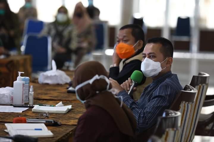 Seluruh OPD Diminta Bekerja Maksimal untuk Kesiapan Kelancaran Perayaan Idul Fitri 1441 H