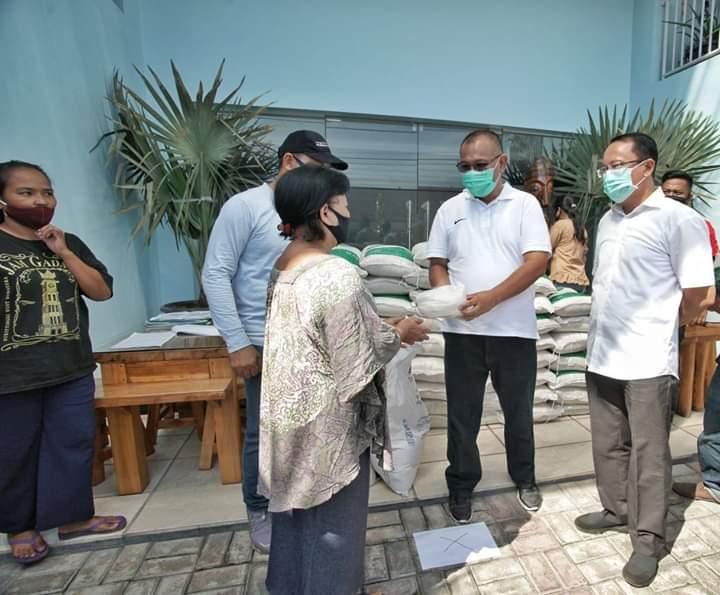 Plt Walikota Medan Ingatkan Masyarakat Tidak Menerima Bantuan Ganda