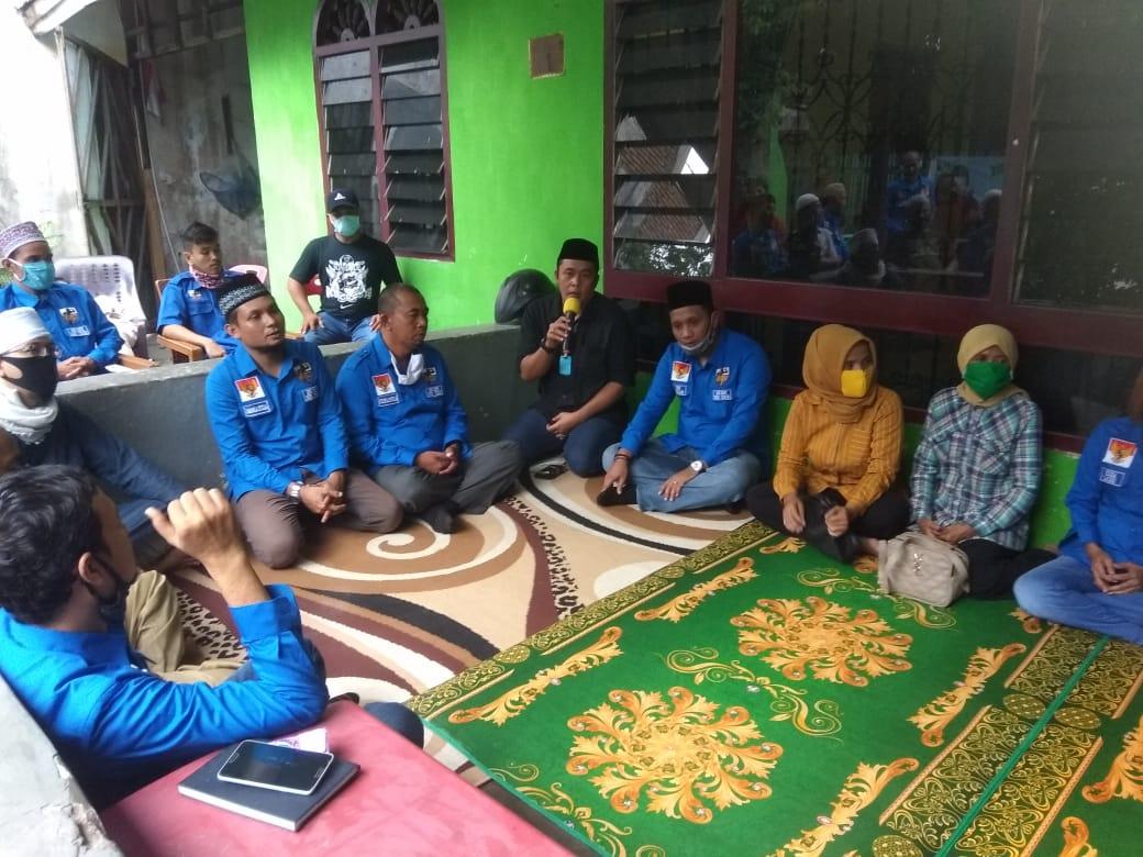 Ketua Komisi II DPRD Medan, Silaturrahim Ramadhan