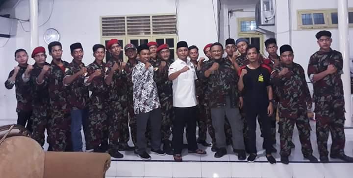 KOKAM Tapteng Dukung Bupati Bakhtiar Berantas Tempat Maksiat, Perjudian dan Narkoba di Tapteng