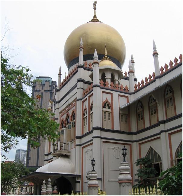 Seluruh Masjid di Singapura Dibuka Terbatas Mulai 2 Juni