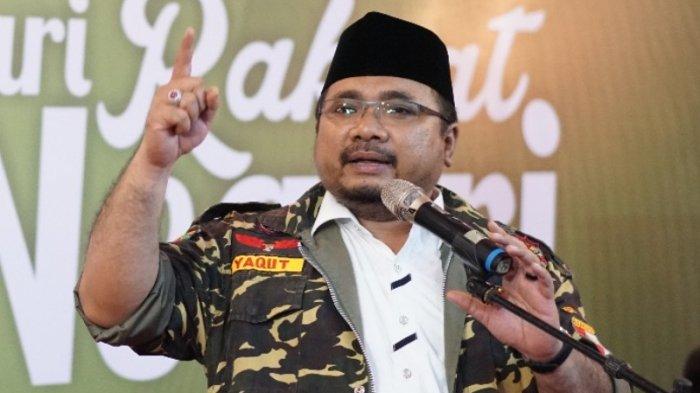 Ketua GP Ansor, Sebut Pemerintah 'Bunuh' Pesantren Jika Nekat Terapkan New Normal Ditengah Tingginya Kasus Covid-19