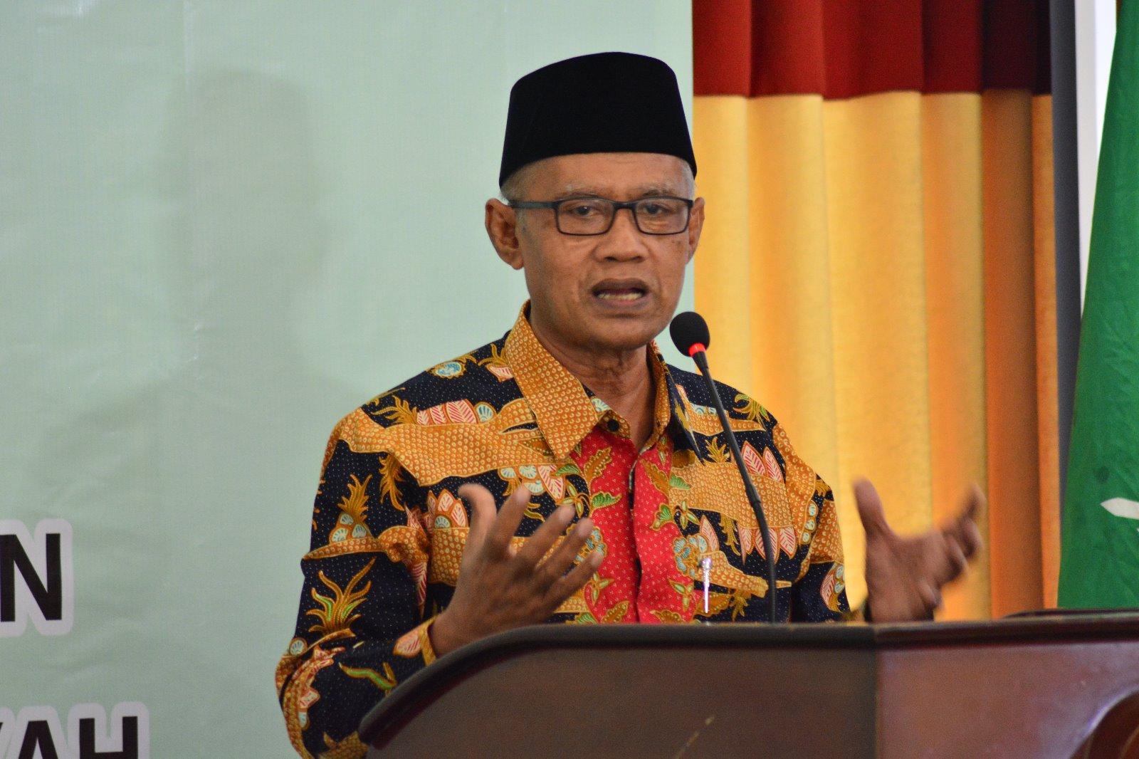 Muhammadiyah, Minta Pemerintah Transparan Terkait New Normal