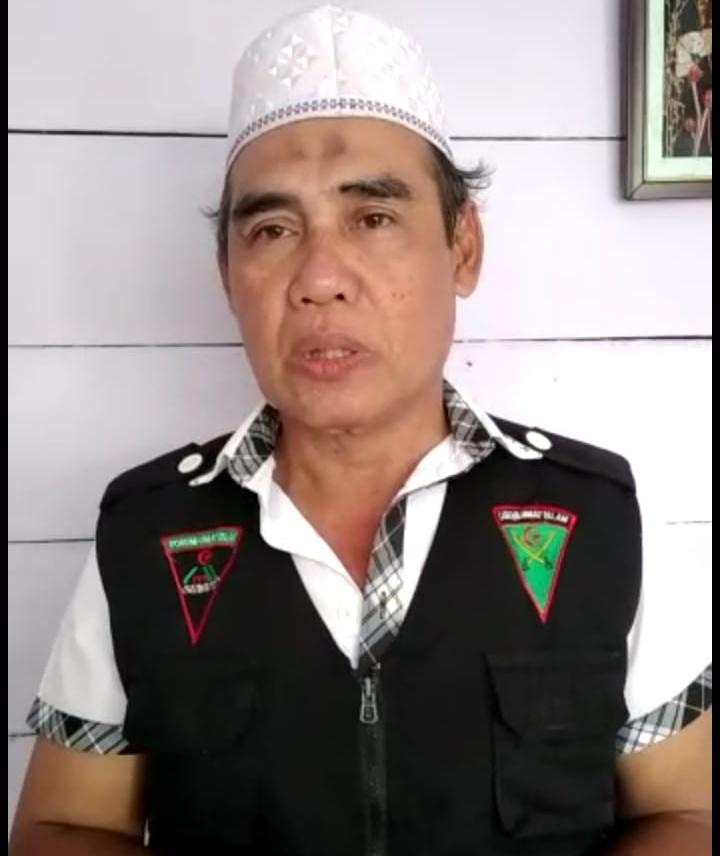 Komandan Laskar FUI Sumut, Himbau Masyarakat Sholat Idul Fitri di Rumah