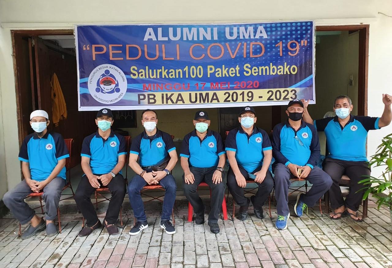 PB IKA UMA Peduli Covid-19