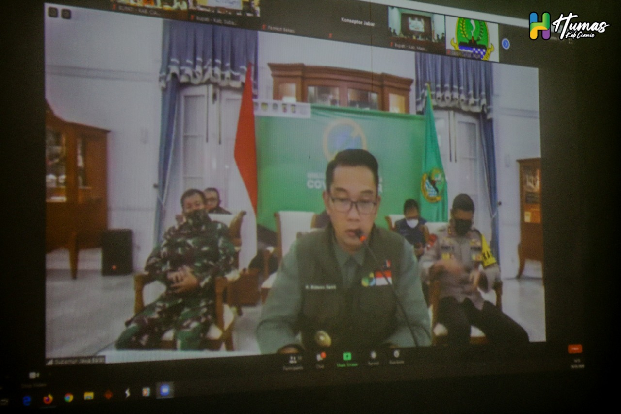 PSBB di Jabar Berakhir, Ridwan Kamil Buka Industri Dahulu Dibanding Posko dan Mall