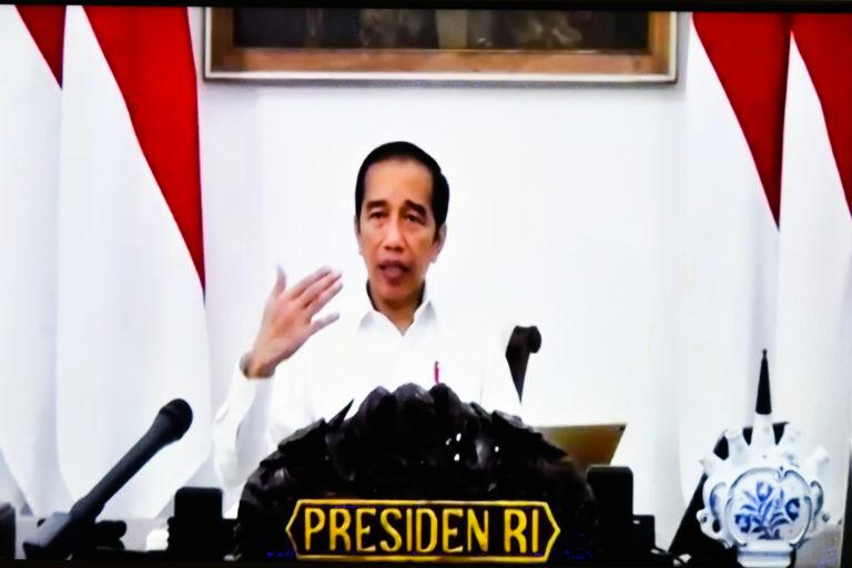 Empat Arahan Presiden Soal Persiapan Pelaksanaan Protokol Tatanan Normal Baru