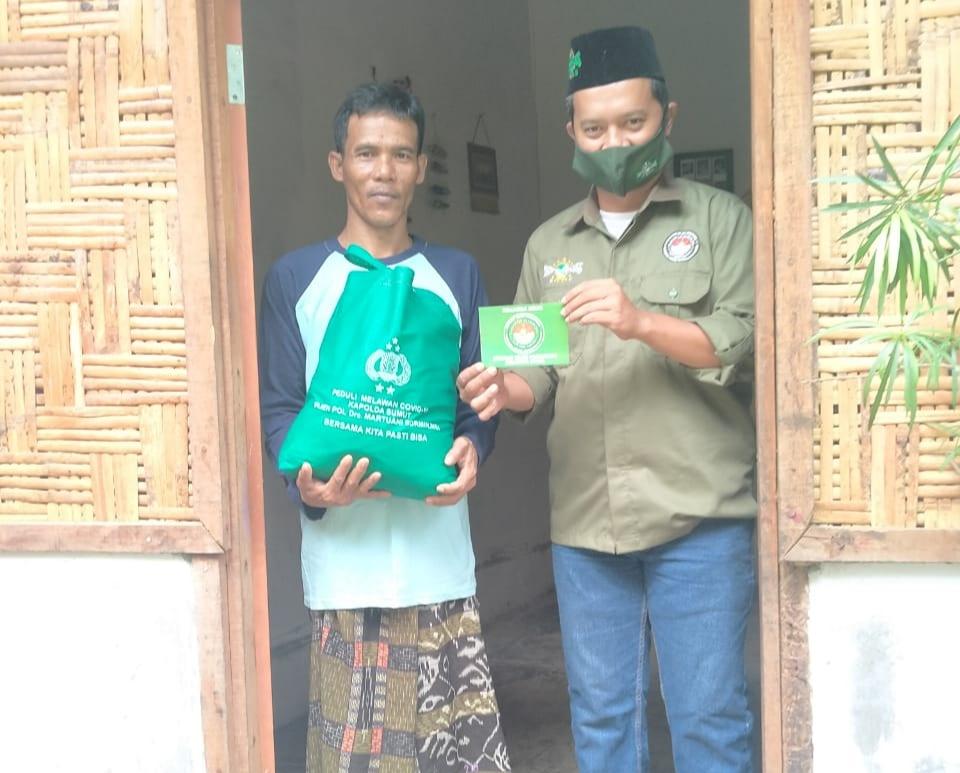 Pejuang Islam Nusantara Sumatera Utara, Tak Kenal Lelah Berbagi