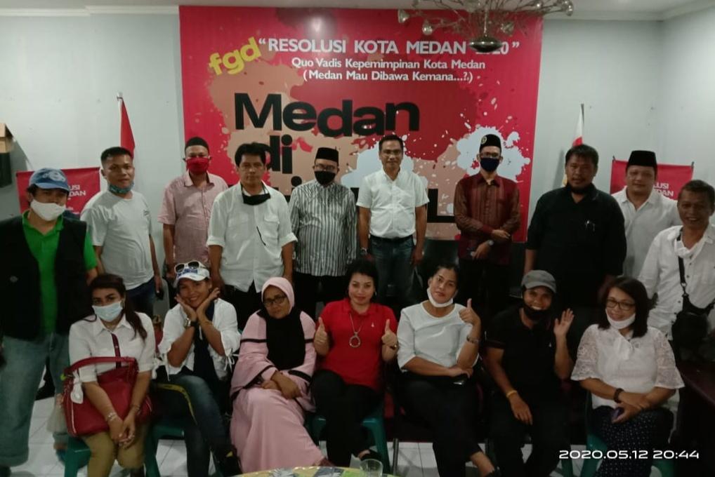 Pejuang Islam Nusantara Sumatera Utara, Memberikan Tausiyah Kebangsaan di RBPR