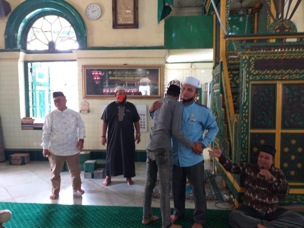 Perselisihan Ustaz Hafizh dan Robi Telah Didamaikan secara Musyawarah