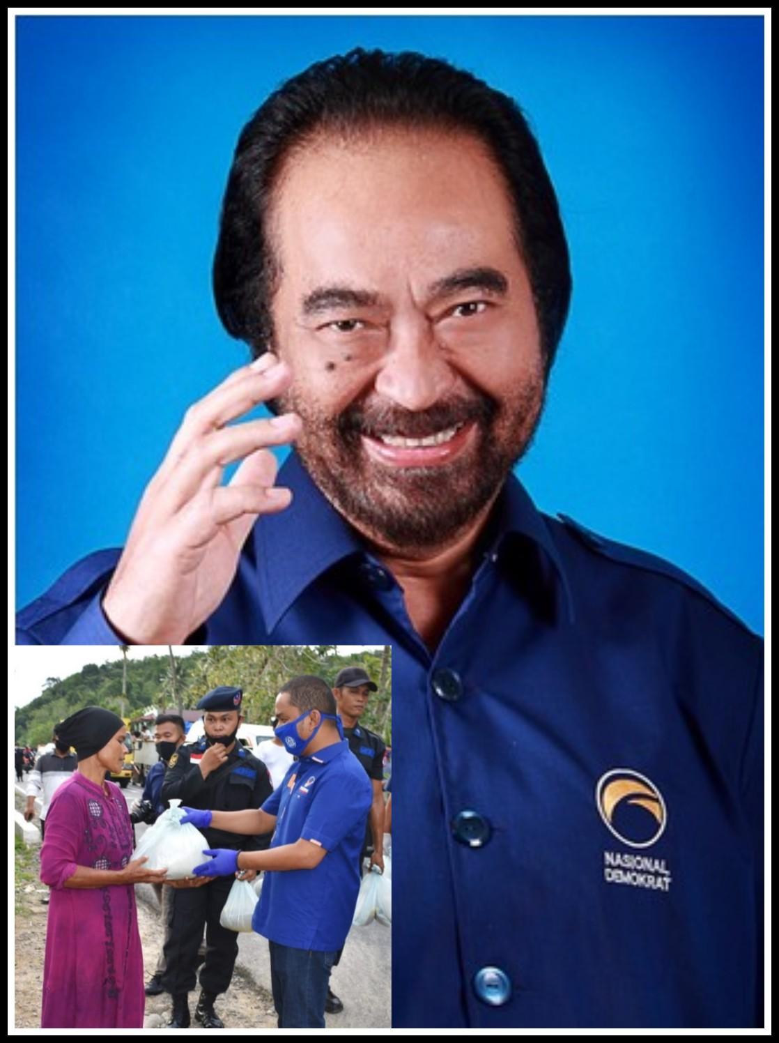 Pilkada Sibolga, Ketua DPD NasDem Tapteng Akan Diminta Memberikan Saran