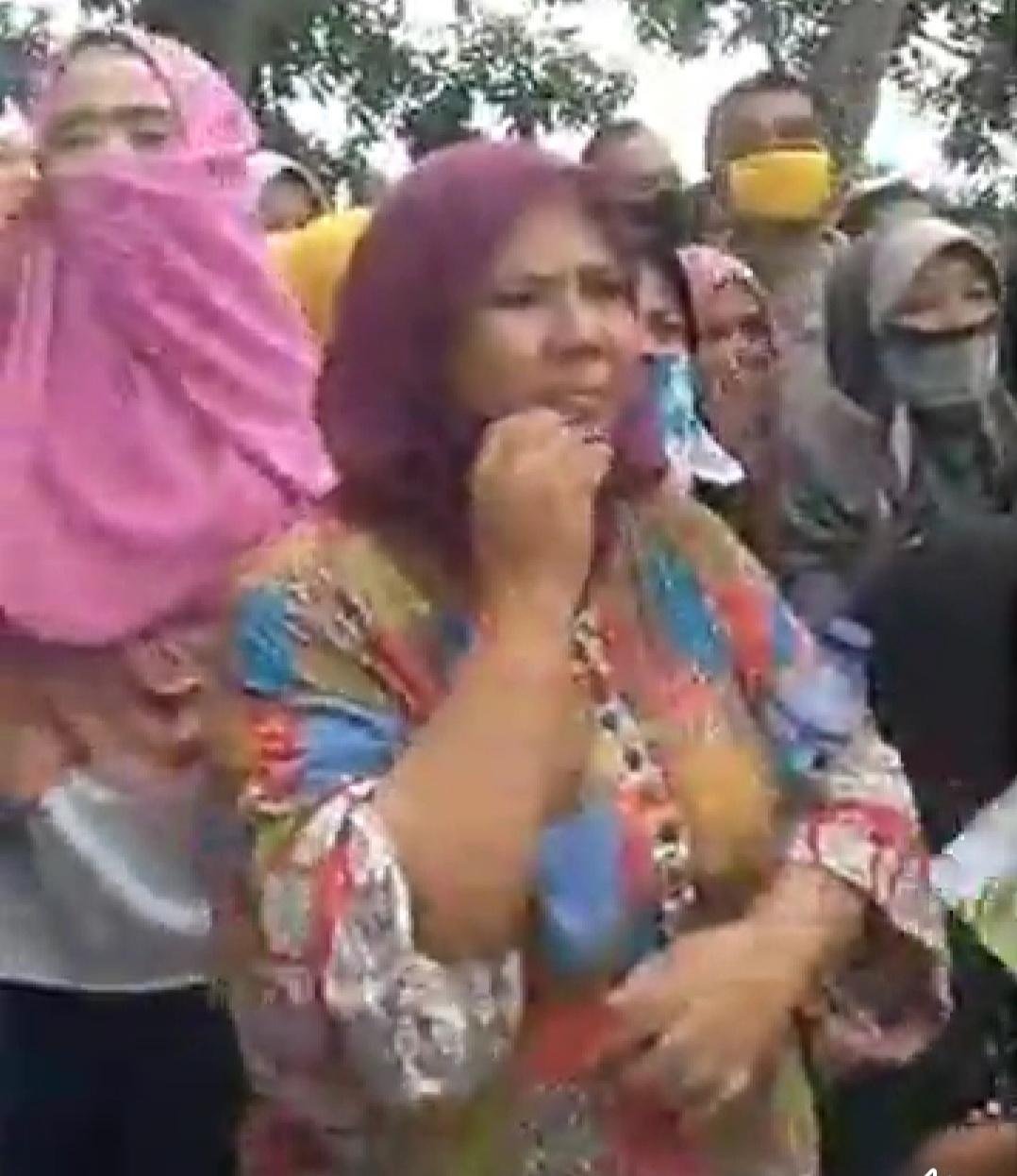 Soal Bansos Covid-19, Warga Minta Kades Paya Rengas Turun dari Jabatannya