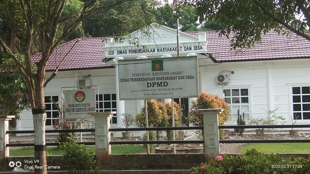 Sembako Pemprov Sumut, Biaya Transport di Langkat Gunakan APBDes