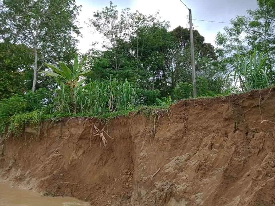 Tanggul Sungai Wampu Hendak Pecah, Gubsu Janji Perbaiki