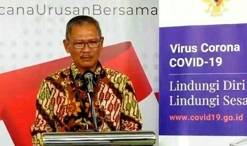 Data Corona di Indonesia 2 Mei: PDP 22.545 Orang, 235.035 ODP