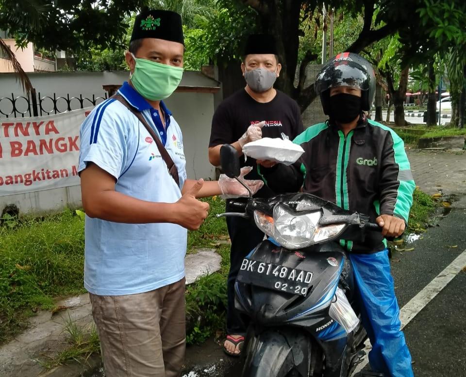 Pejuang Islam Nusantara Sumatera Utara Kembali Berbagi di Bulan Ramadhan
