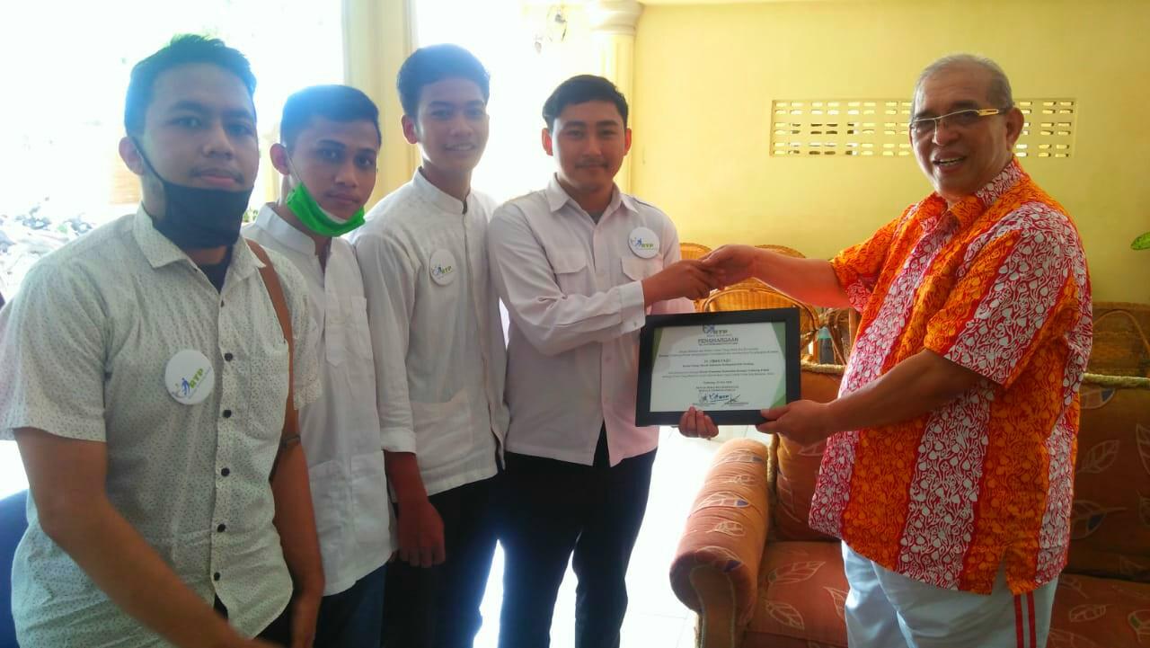 Remaja Tembung, Silaturahmi dengan Tokoh Masyarakat Deli Serdang