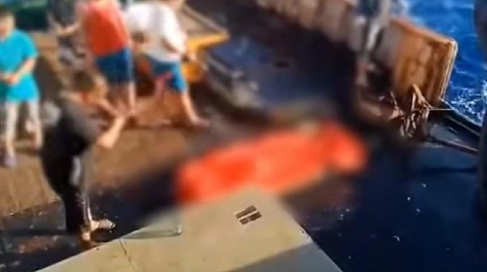 Viral Jenazah ABK WNI Dilarung ke Laut, Kemlu Pulangkan 14 ABK Lainnya 8 Mei