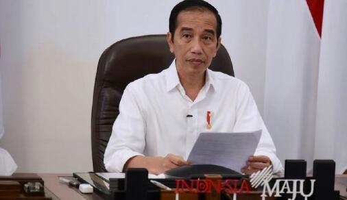 Jokowi: Kita Beruntung Sejak Awal Pilih PSBB Bukan Lockdown