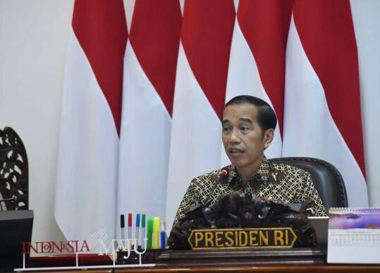 Jokowi Beri Kabar Gembira Terkait Penelitian Vaksin Corona
