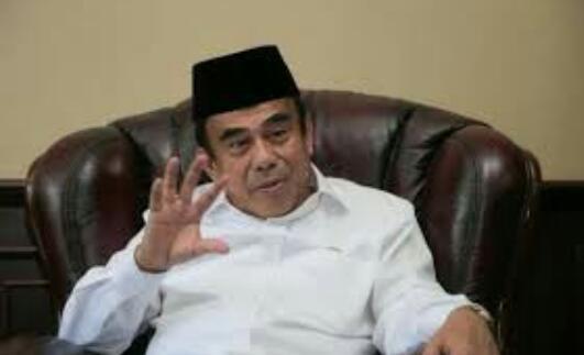 Menag Fachrul Razi: Sholat Idul Fitri di Rumah