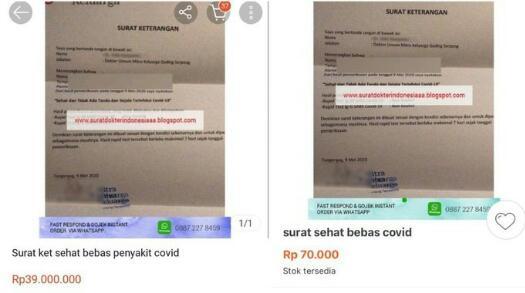 Surat Bebas Corona Dijualbelikan, Anggota DPR Ngaku Sudah Ingatkan Pemerintah