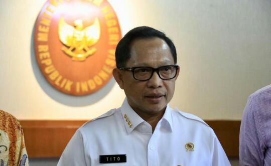 Mendagri Tito Karnavian, Minta Kepala Daerah Aktif Kawal Bansos