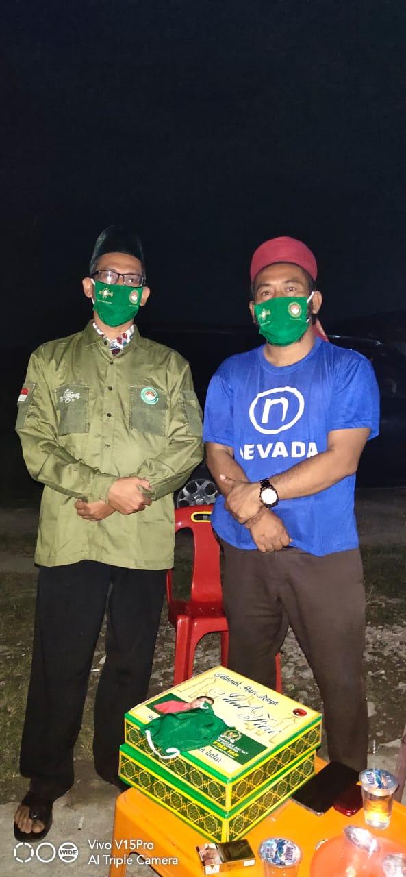 Pejuang Islam Nusantara Sumatera Utara, Kunjungi Pesantren Mazilah Pimpinan Buya M. Dahrul