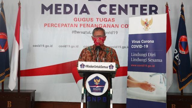 Update Corona di Indonesia 21 Mei: 20.162 Kasus Positif, 4.838 Sembuh, 1.278 Meninggal