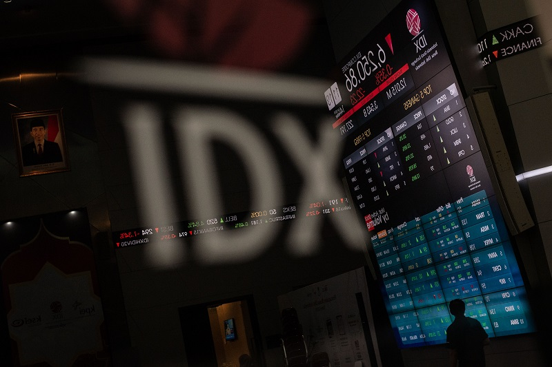 Perang Dagang Baru Picu Pelemahan Pasar Keuangan