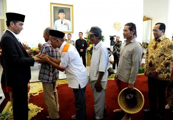 Presiden Jokowi Minta Anggota Kabinet Tidak Gelar Griya
