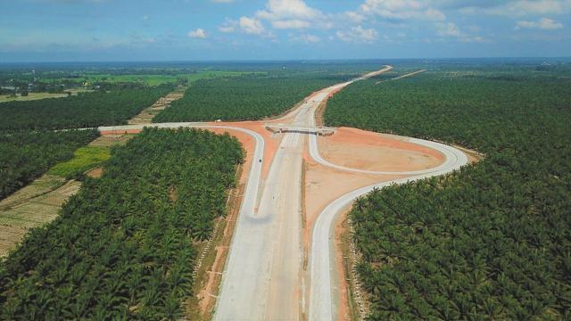Jalan Tol Kuala Tanjung-Tebing Tinggi-Parapat Buka Konektivitas Danau Toba
