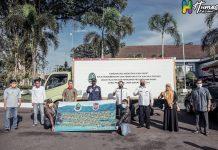 Bupati Ciamis, Serahkan Bantuan Restocking 400.000 Benih Ikan Nila