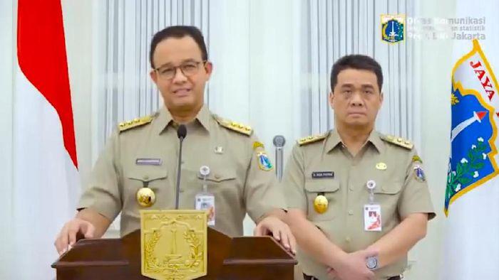 Anies Baswedan, Beberkan Krisis yang Dialami DKI Jakarta Gara-gara Corona