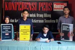 Hari Anti Penyiksaan, KontraS Sumatera Utara: Penyiksaan Bukan Solusi Penegakan Hukum