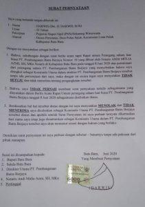 Di Paksa Masuk Di Komisaris BUMD, Darwis Layangkan Surat Penolakan (2)
