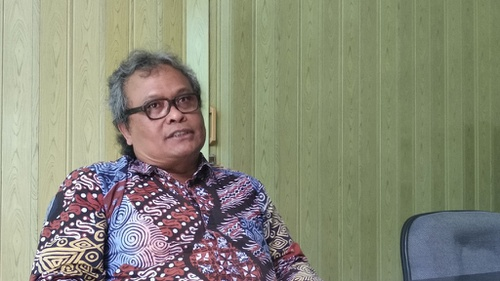 Diskusi Pemecatan Presiden, Dosen Teknik UGM Bantah Lakukan Provokasi