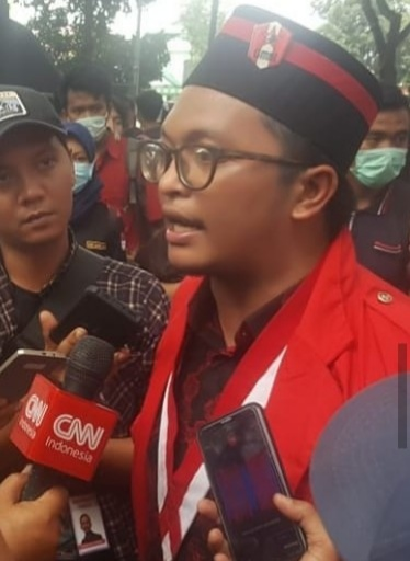 GMNI Medan, Ingatkan Jangan Ada Dugaan Setting di Balik Pemanggilan Akhyar Nasution