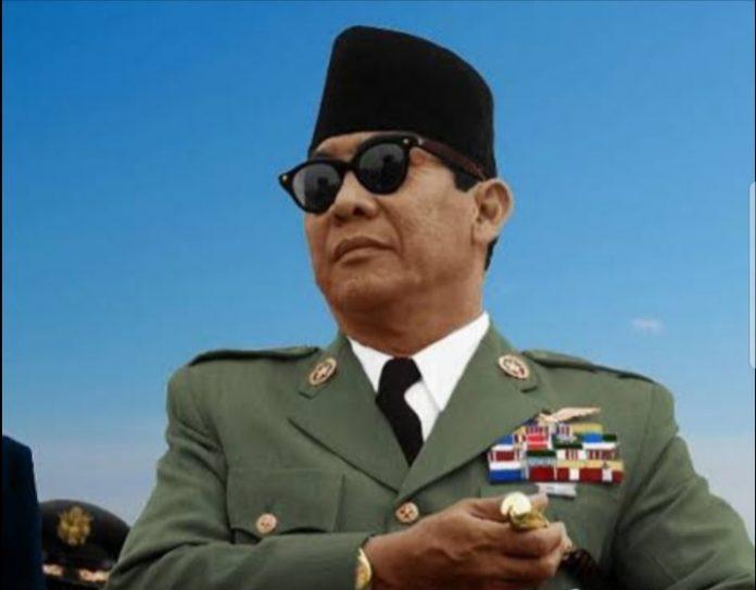 ISNU langkat, Mengenang Ir Soekarno