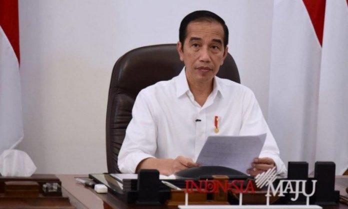 Jokowi Kembali Peringatkan Jajarannya Segera Kucurkan Bansos