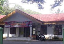 Kantor Dinas Kesehatan Langkat