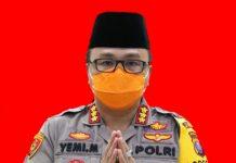 Hari Raya Idul Fitri Aman dan Kondusif, Kapolresta Deli Serdang Ucapkan Terima Kasih