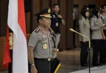 Polisi yang Lumpuhkan Penyerang Polsek Daha Naik Pangkat