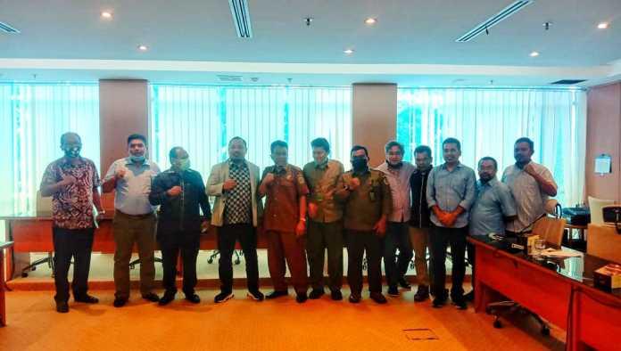Komisi B DPRD Sumut, Heran Lihat Datanya Berbeda Antara BPSKL dan Dinas Kehutanan