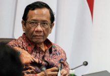 Diskusi Pemecatan Presiden oleh UGM, Mahfud MD Minta Polri Usut Teror
