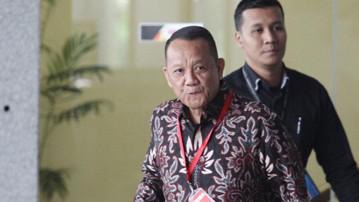 KPK Tangkap Nurhadi Eks Sekretaris MA