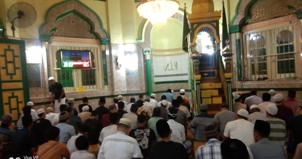 PBNU Keluarkan Protokol Ibadah di Masjid Saat New Normal